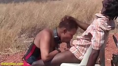 Kinky rough african fetish fuck lesson Thumb