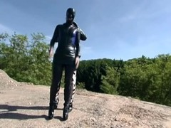Outdoor Leather fun - Absurdum Productions Thumb