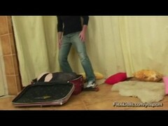 flexi suitcase real dolls Thumb
