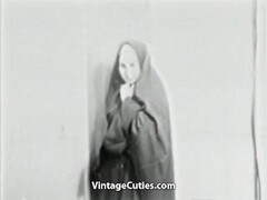 A Nun gets Her Holy Pussy Fucked Thumb