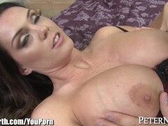 PeterNorth Alison Tyler's Huge Tits Fucks Big Dick Thumb