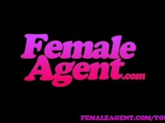 FemaleAgent New sexy MILF agent ready to decieve and devour Thumb
