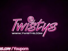 Two perfect teens with small tits play with themselves Thumb
