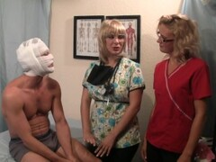 prostate exam becomes a ejaculation treatment Thumb