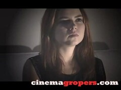 cinema gropers#1 Thumb