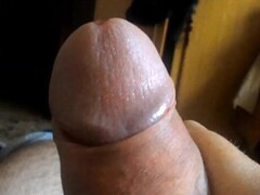 Cums on own face Thumb