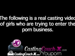 Casting Couch-X Latina club girl shows off on cam for $ Thumb