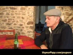 young french loves voyeur papy Thumb