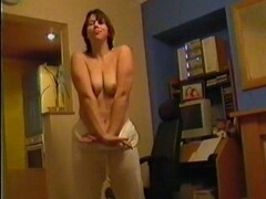 Drunk amateur wife striptease Thumb