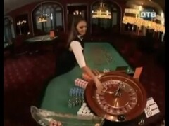 Hot Babe Loses Her Clothes At The Roulette Table Thumb