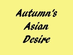Autumn's Asian Desire:  New Client Blowjob Thumb