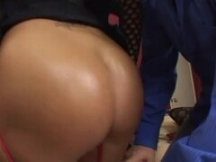 Big-Cock Gets A Pounding From A Round-Booty - CRITICAL X Thumb