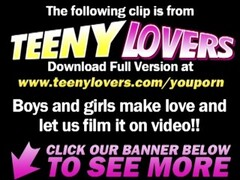 Teeny Lovers - Morning sex for hot teens Thumb