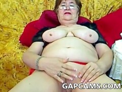 Amateur Real Granny  webcam show Thumb