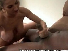 Two Wives Share A Black Cock Thumb
