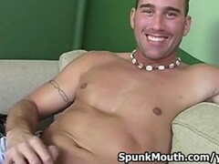 Brand New 18 year old Dick Sucker Jessica Valentino  Loves Getting Hot Cum Facial Thumb