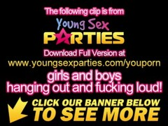 Young Sex Parties - Sex dream becomes a reality Thumb