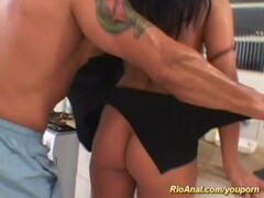 creampie by anal fuck Thumb