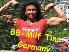 FBB Tina does the kloepfer car smash Thumb