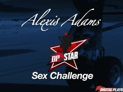 Alexis Adams in, DP Star Sex Challenge Thumb