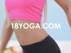 Dido Angel Fucked In Yoga Outfit Thumb