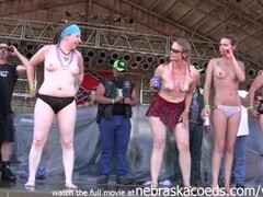 hot girls getting buck fucking naked at the abate of iowa biker rally this year Thumb