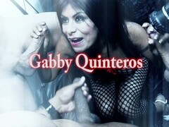 MexiMILF Gabby Quinteros Gets Gangbanged! Thumb