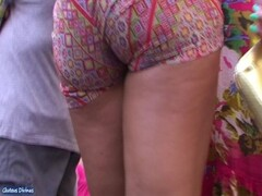 sexy booty candid from GLUTEUS DIVINUS Thumb