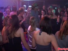 Barelylegal eropean partybabes letting loose Thumb