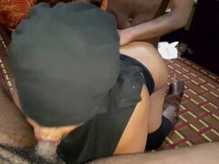 My Texas Nerdslut getting facefucked and taking cum down her throat Thumb