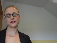 naughty-hotties.net - office seduction quickie for a raise.mp4 Thumb