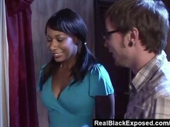 RealBlackExposed - Rane Revere Whores Herself out for a Client Thumb