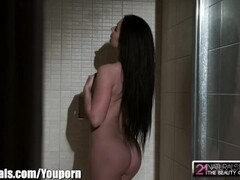 21Naturals this Shower gets STEAMY Thumb