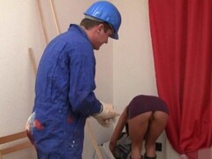 naughty-hotties.net - nasty hottie and the bent over no panties provocation.mp4 Thumb