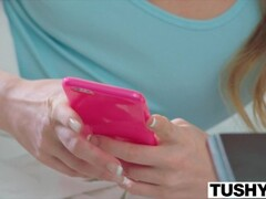 TUSHY Pretty Teen Gets Even With Her Cheating Boyfriend Thumb