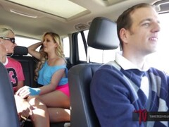 TwistedVisual.com - Cherie Deville and Layla Price Fuck Their Screwber Driver Thumb