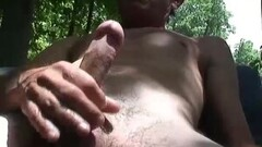Horny stud sucked Thumb