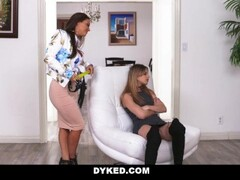 Dyked - Sexy Jillian Janson Learns a Hardcore Lesson Thumb