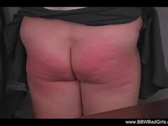 Office spanking big babe dilettant pt 2 Thumb