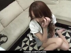 Rika Kurachi loves the feeling of cock in her ass Thumb