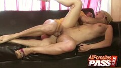 Sweet Blonde Kodi Gamble Creampie Satisfaction Thumb