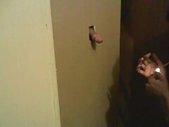 black girls first glory hole Thumb