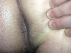Showing my ass hole close up Thumb