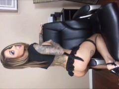 Karma Rx SQUIRT and ANAL show! 2 Videos with BIG COCK in TEEN pussy Thumb