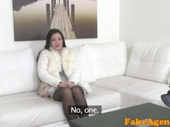 Horny Teen Ride and Cream all over Big Dildo ! Thumb