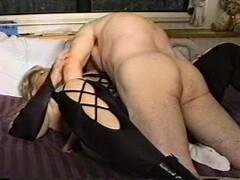 Horny cowgirl in red lingerie- SweetTouchxXx Thumb