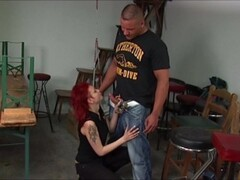 Giant Monster Cock Stretches Ochaco Urakaka Until Cumpletion - Bad Dragon Thumb