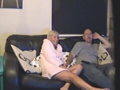 Filthy Slut Mom In Stockings Takes Fist & Cock In Her Cooch Thumb