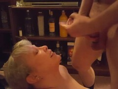 Mother and old man xxx Hot Milf Fucked Delivery Guy Thumb