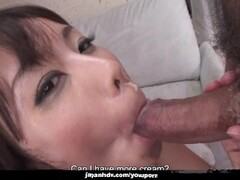 Busty Japanese milf deals cock in perfec - More at 69avs com Thumb
